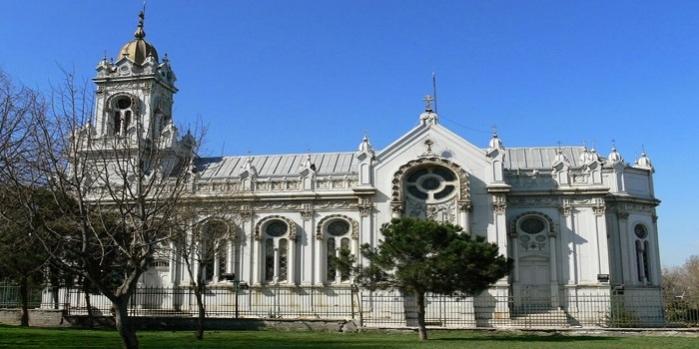 Balat'taki Demir Kilise restore ediliyor