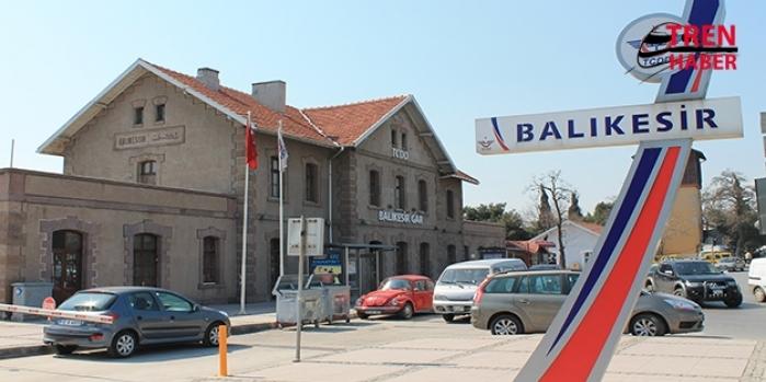 Bandırma'ya tren seferleri başladı