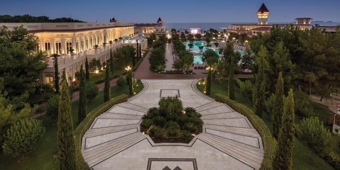 Güral Premier Tekirova dünyanın en iyi otelleri arasında