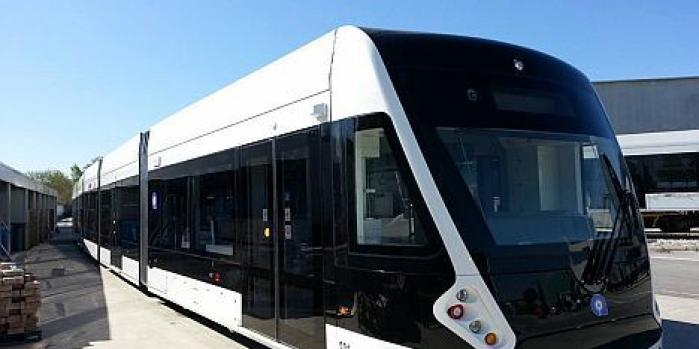 Antalya'ya yeni tramvaylar geliyor