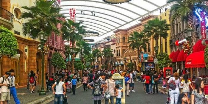 Singapurda gezilip görülecek yerler