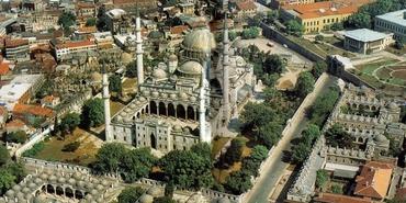 Tarihi yapılar ranta adanırken Mimar Sinan'ı anmak