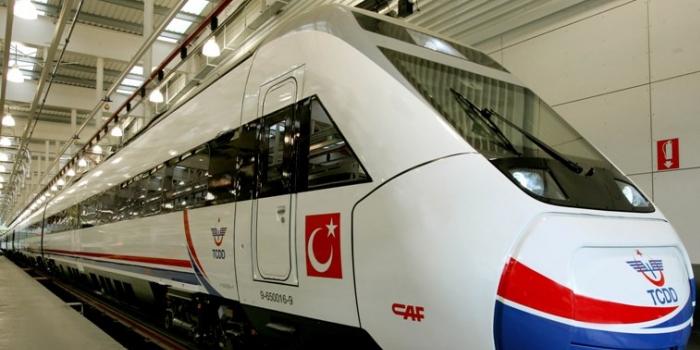 350 km hızındaki İstanbul Ankara hızlı treni için start verildi!
