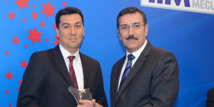 AGT'ye ihracat ödülü