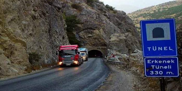 Erkenek tüneli ne zaman açılacak