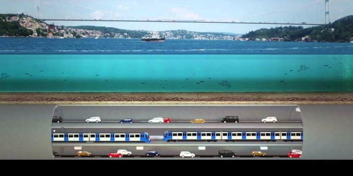Büyük İstanbul Tüneli için 35 milyon TL bütçe ayrıldı