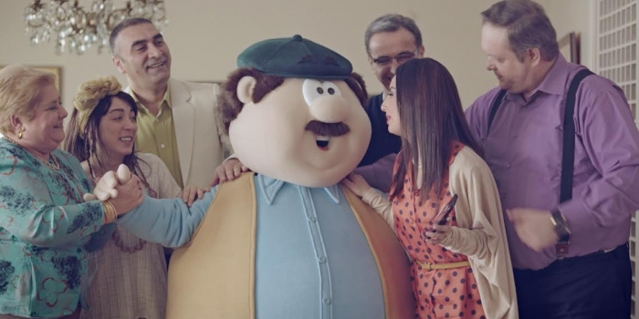 İzocam'dan manto'lu reklam kampanyası