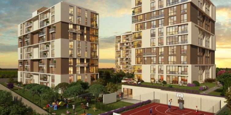 Yeşilyurt İnşaat'tan kira garantili daireler: Still İstanbul'da