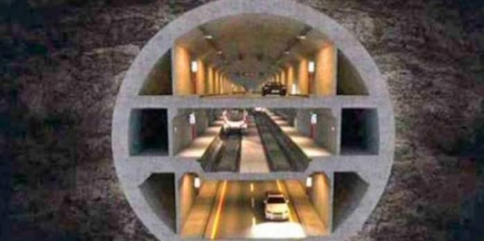 Avrasya Tüneli Aralık'ta açılacak