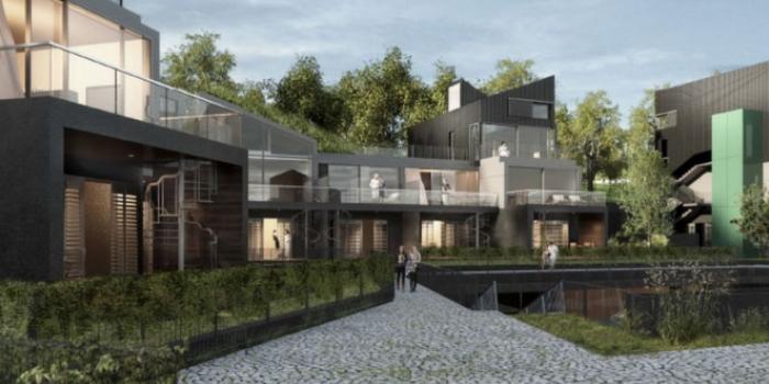 Kemerburgaz belgrad life villa nerede