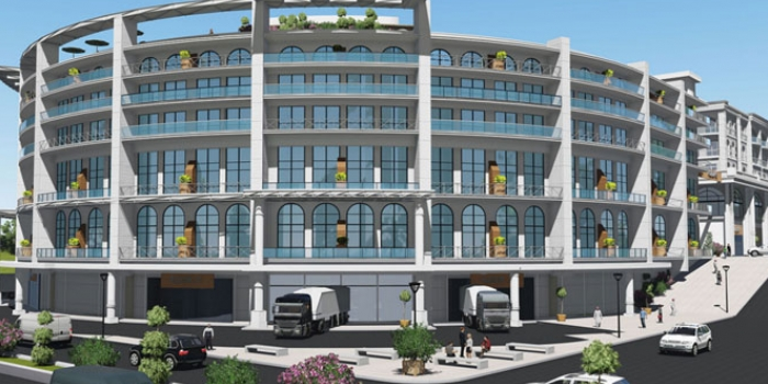 Özyurtlar Ncadde Ottoman Otel Residence satışta! 174 bin TL'ye!