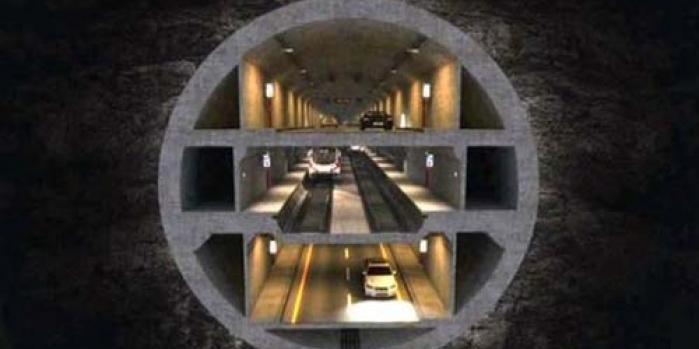 3 Katlı İstanbul tüneli için teklifler 3 Mayıs'ta alınacak