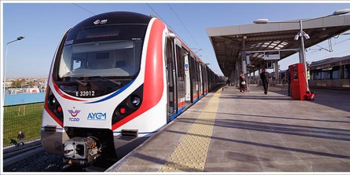 Gebze Halkalı Marmaray hattı 2017'de açılacak!