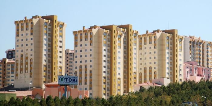 Toki Kastamonu Taşköprü Emekli kuraları 25 Nisan'da!