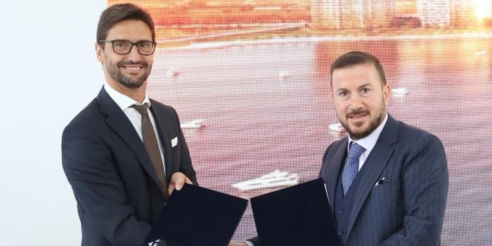 SeaPearl'ün rezidans ve otel birimlerini Jumeirah Group işletecek