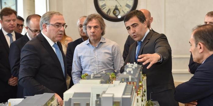 Tarlabaşı projesi İstanbul'u kurtardı