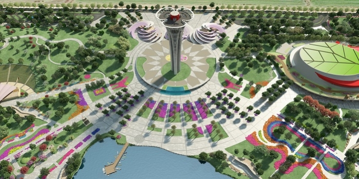 Expo 2016 Antalya kapılarını 23 Nisan'da açıyor