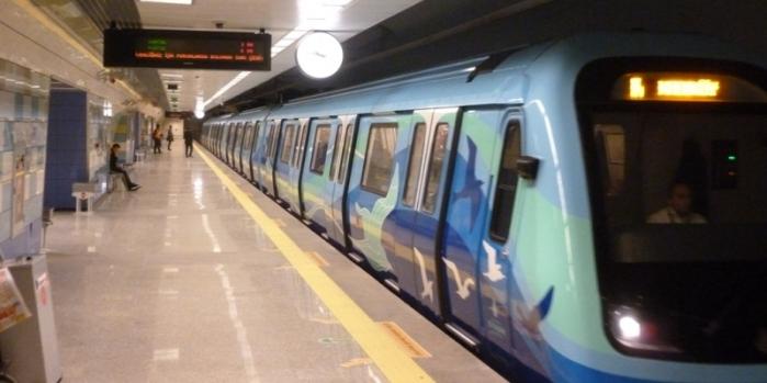 Sultanbeyli kurtköy metrosu