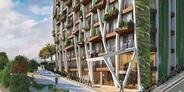 Greenox Urban Residence fiyatları 390 bin TL'den başlıyor