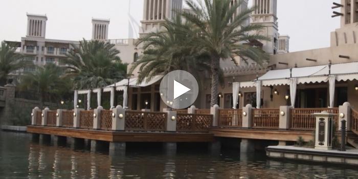 Jumeirah reklam filmi yayında