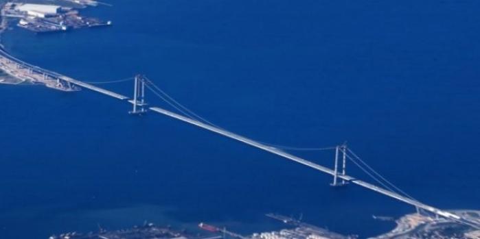 Körfez Köprüsü'nün adı: Osman Gazi