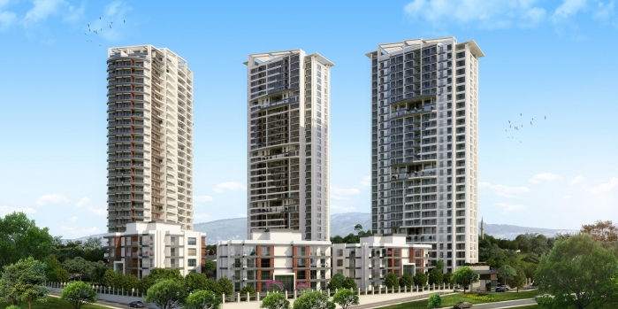 Tual Adalar projesinin yüzde 30'u satıldı
