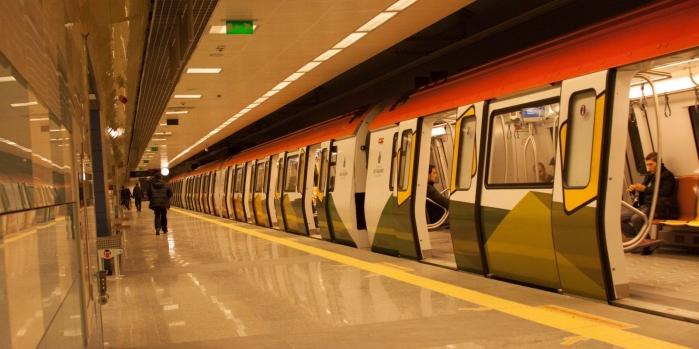 Türkiye'nin ilk sürücüsüz metro hattı Üsküdar-Sancaktepe