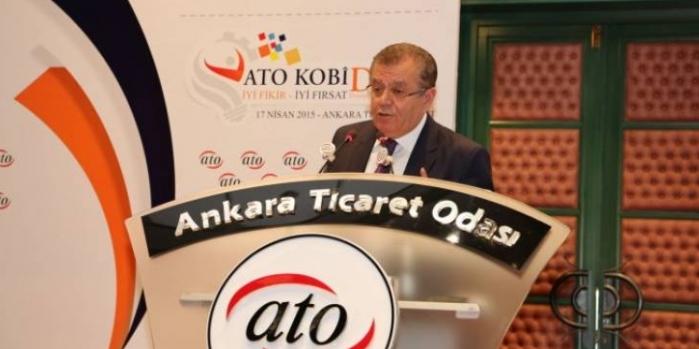ATO Başkanı TÜİK verilerini yorumladı