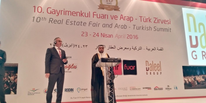 900 milyon TL'lik yatırım şovu: Arap-Türk Zirvesi