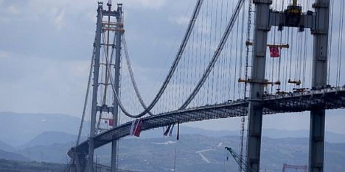 Osman Gazi Köprüsü ne zaman açılacak?
