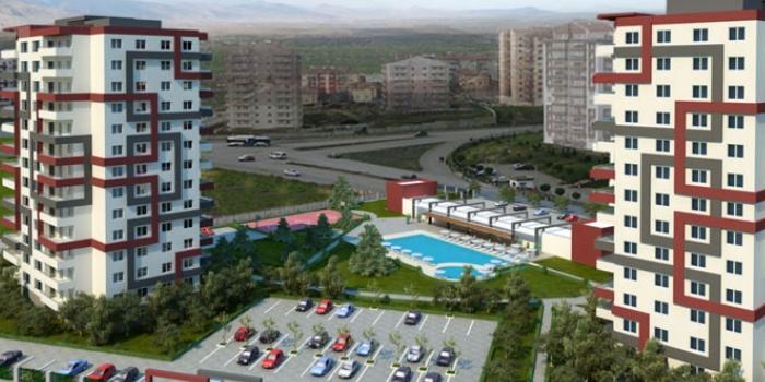 Ankara akkent 4 konutları