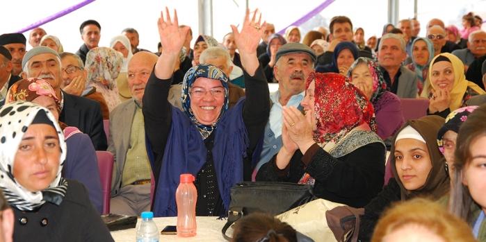Kastamonu Taşköprü TOKİ kura sonuçları!
