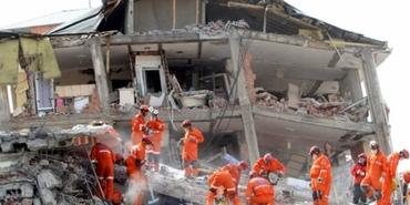 Depremde binaları bekleyen gizli tehlike