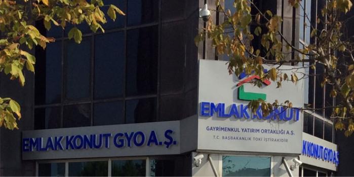 Emlak Konut Ataşehir Genel Müdürlük Binasını Sattı