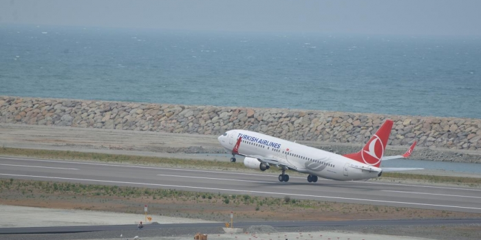Ordu-Giresun Havalimanı yurt dışı uçuşlara başlıyor