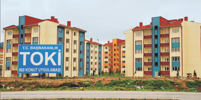 TOKİ Adana Sarıçam Buruk Mahallesi kuraları yarın!