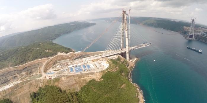 3. Köprü bağlantı yollarının ihalesi yarın yapılacak
