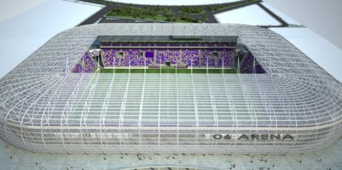 Ankara stadyum projesi