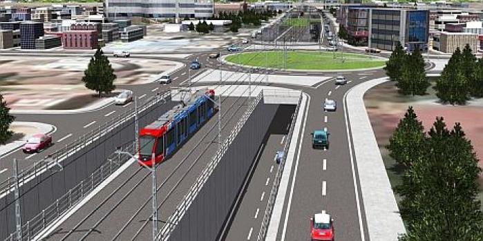 Antalya'ya dev ulaşım projesi