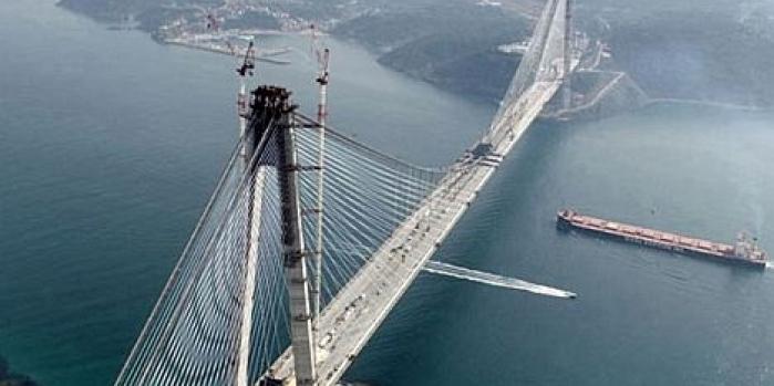 3. Köprü bağlantı yolları ihalesine 8 firmadan teklif geldi