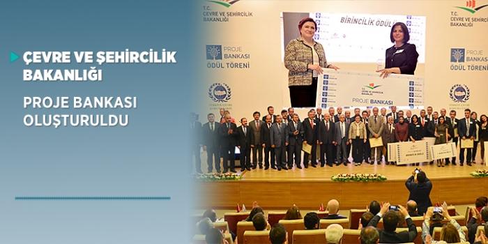 Çevre Bakanlığı'ndan Proje Bankası yarışması