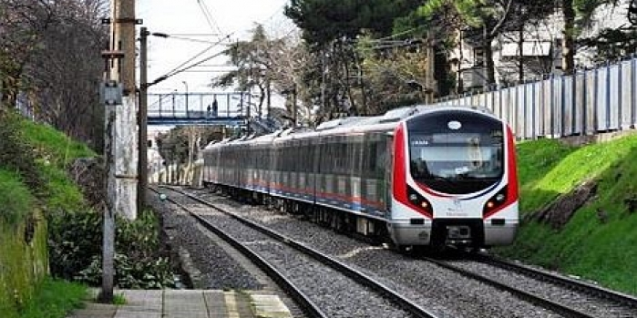 Gebze halkalı banliyö tren hattı