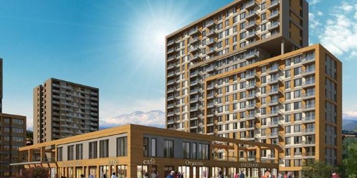 Teknik Yapı Evora Denizli lansman fiyatlarıyla satışta