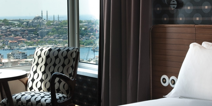The Marmara'nın stil danışmanı: ID-Istanbul