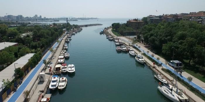 Topbaş'tan İstanbullulara yüzülebilir Kurbağalıdere vaadi