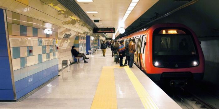 Kayaşehir metro hattı