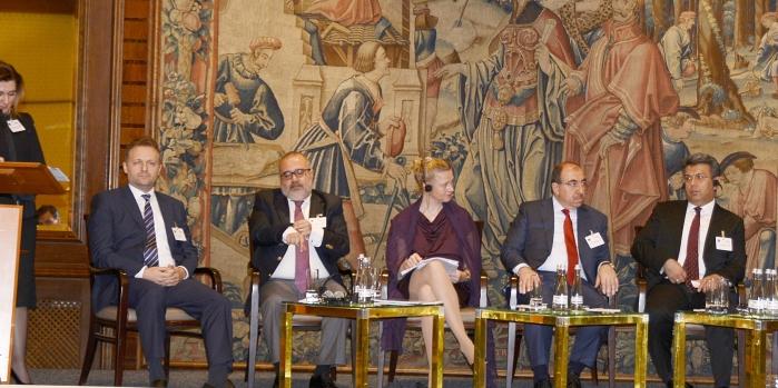 Avrupalı yatırımcıya İstanbul'a güvenin çağrısı