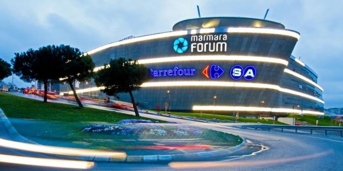 Marmara forum imar