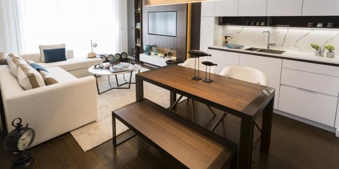 Piyalepaşa İstanbul örnek daireleri ziyarete açıldı