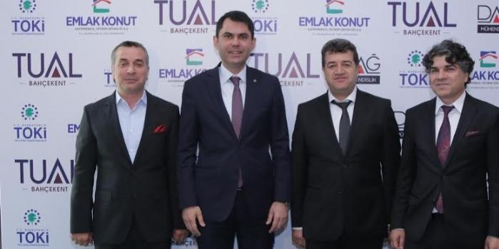 İstanbul'da yeni bir uydukent doğuyor